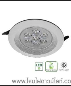โคมไฟดาวน์ไลท์ LED 12w