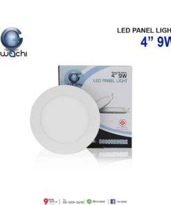 ดาวน์ไลท์ LED หน้ากลม 9W (วอร์มไวท์) IWACHI