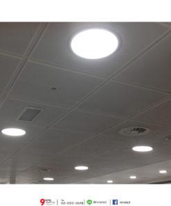 ดาวน์ไลท์ LED 24W หน้ากลม (วอร์มไวท์) FSL