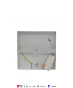 ดาวน์ไลท์ LED ติดลอย หน้าเหลี่ยม 24W (เดย์ไลท์) FSL