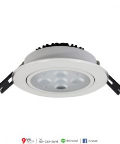 ดาวน์ไลท์ LED 6W (เดย์ไลท์) FSL