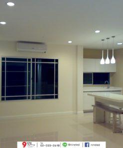 ดาวน์ไลท์ LED COB 6W (เดย์ไลท์) IWACHI