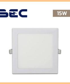 โคมไฟดาวน์ไลท์ LED 15W BEC รุ่น BLADE SQUARE
