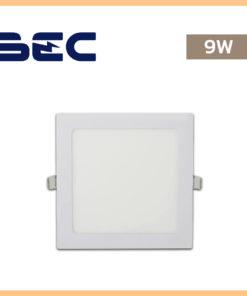 โคมไฟดาวน์ไลท์ LED 9W BEC รุ่น BLADE SQUARE