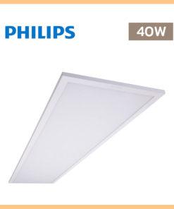 โคมไฟฝังฝ้า Panel Light LED 40W RC091V Philips