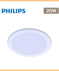 ไฟดาวน์ไลท์ LED 20w Philips DN027C