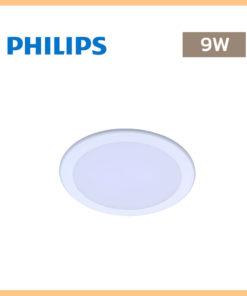 ไฟดาวน์ไลท์ LED 9w Philips DN027C