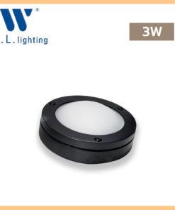 โคมไฟติดผนังภายนอก LED WLLIGHTING รุ่น WL-5513-3W